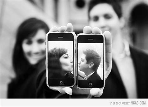 For Couples On Phone Hilarious Wedding Photography Creative Wedding