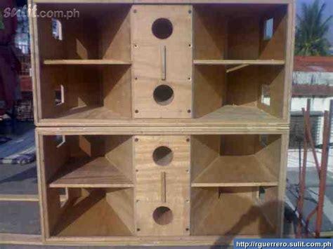 Subwoofer Cabinet Design by 18 Inch Subwoofer Enclosure Plans Made To Order Clone
