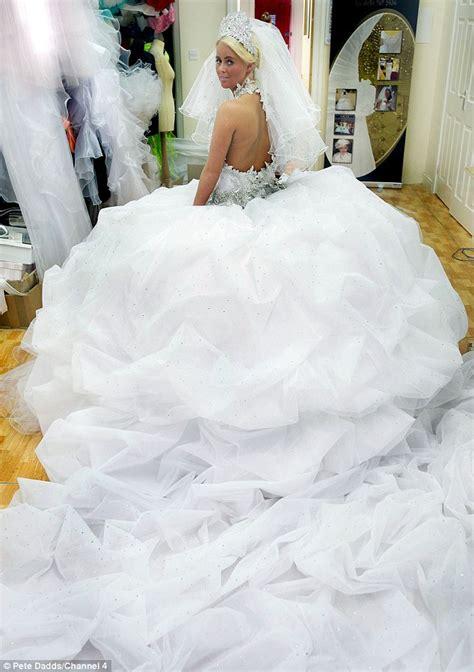 wedding dress irish traveler wedding dresses design with irish traveller mary hopes to leave kate middleton in the