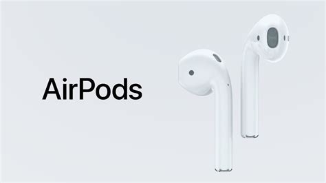 Apple Airpods For Iphone Original apple introducing airpods