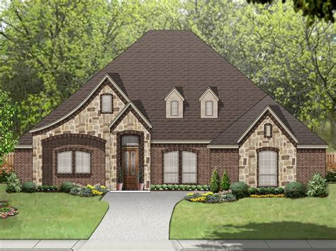 European House Plans by European House Plan Alp 09xb Chatham Design