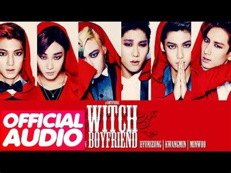 download mp3 album gf bf mp3 dl 02 boyfriend 보이프렌드 witch witch mini album
