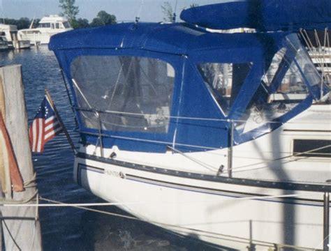 boat dodger custom sail boat dodgers and enclosures standard dodger
