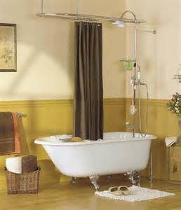 Faucet Supplier Traditional Style Cast Iron Clawfoot Bathtubs