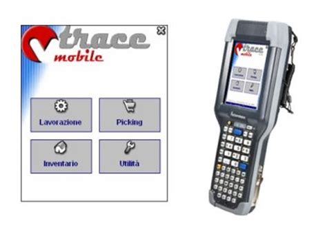 codice a barre alimenti terminali portatili palmari con lettore codici a barre