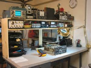 Radio Repair Bench 42 Best Images About Electronics Workbench On Pinterest