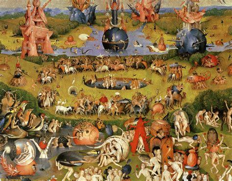 Jerome Bosch Le Jardin Des Delices 1504 3 Droit 2jpg