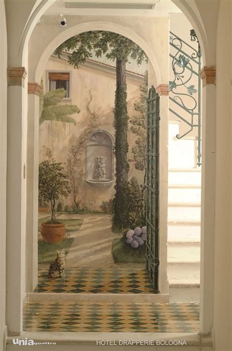 Trompe L Oeil Mural 2363 by 17 Best Images About Tromp L Oeil On Painted