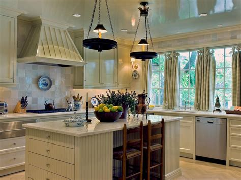 ornate deep brown kitchen island for victorian kitchen cape cod kitchen design pictures ideas tips from hgtv