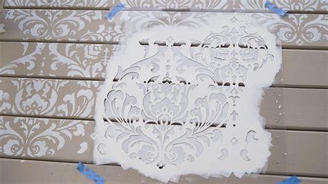 Home Decor Stencils Stencil Painted Deck Floor Cutting Edge Stencils