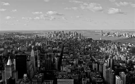 black and white wallpaper of new york new new york city black and white wallpaper dodskypict