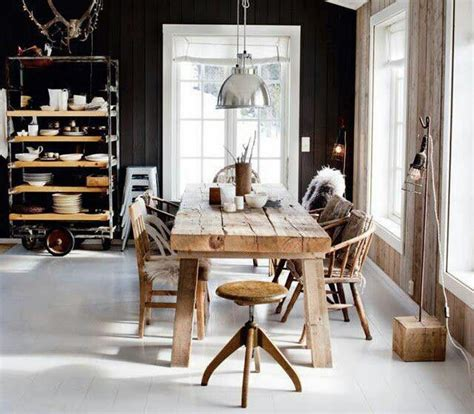 rustic industrial dining room industrial rustic perfection dining room