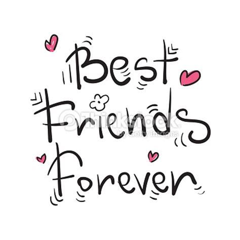 imagenes de amistad forever mejores amigos para siempre arte vectorial thinkstock