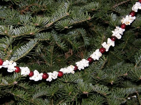 how to string popcorn on christmas tree 1000 images about trees on white ceramics tree ideas and