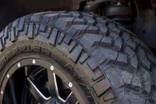 Trail Tire Review 20lt295 55r20 Nitto Trail Grappler M T Radial Tire Nit205 750
