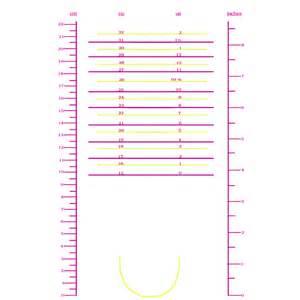 Pin printable shoe chart for boys on pinterest