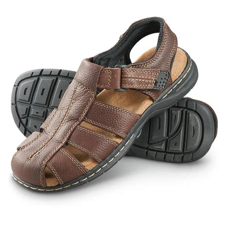 sandals mens s dr scholl s gaston sandals briar 590538 sandals