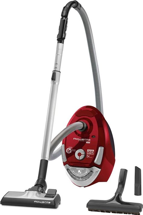 Sacs Aspirateur Rowenta Silence Compact by Aspirateur Avec Sac Rowenta Ro4633ea Silence Compact Parquet 4040015 Darty