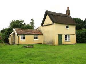 17th Century Cottage by 17th Century Cottage On Fleggburgh C Simak