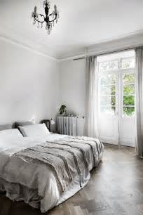 simple curtains for bedroom a beautiful and simple grey bedroom with grey bedding