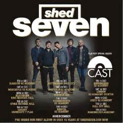 shed seven 19 12 17 o2 academy leeds stalls standing