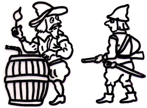 Guy Fawkes Night Re Hab Bar On The Bayou Fawkes Colouring Pages