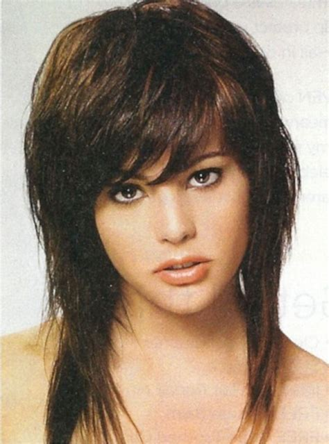 70s gypsie shag shag hairstyles of the 70s 66410 top shag haircut picture