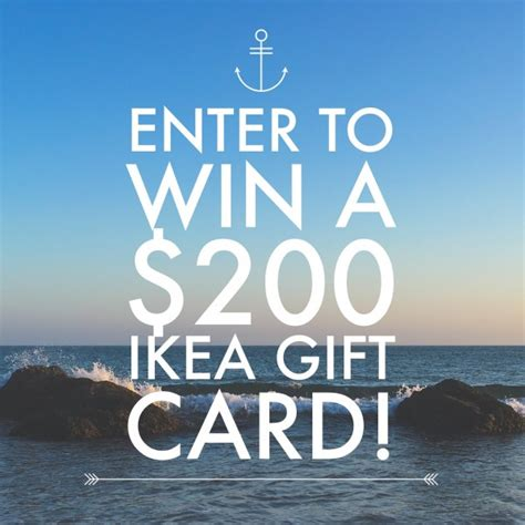 Does Ikea Sell Gift Cards - 200 ikea gift card giveaway ends 3 15 mommies with cents