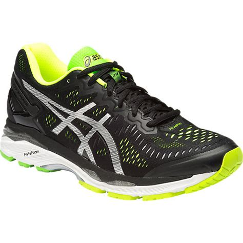 Asics Gel Kayano 23 1 asics gel kayano 23 t646n 9093 black mens running shoe