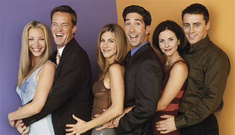 Friends Reunion How The Tv Show Made Them Stars And Cast Of With The