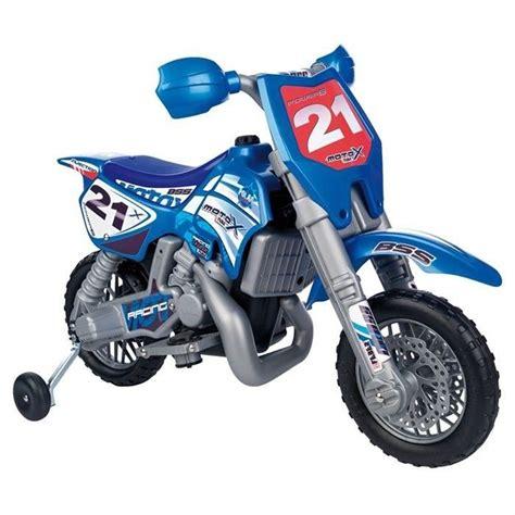 si鑒e moto enfant feber moto electrique enfant x cross 6 volts avec casque