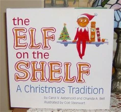 printable elf on a shelf book elf on the shelf book only mint boy on cover new