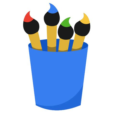 painting icon paint png clipart best
