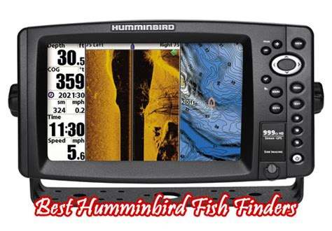 Best Finder Humminbird Fish Finders Reviews 2018 Cool Fish Finders