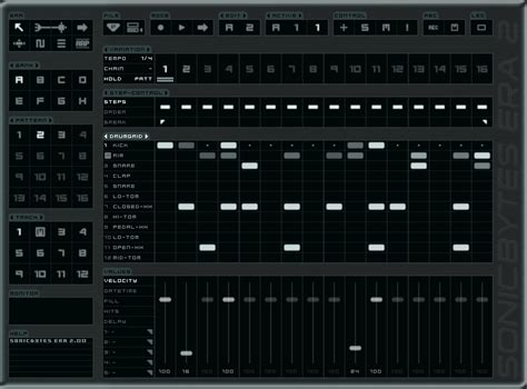 drum pattern sequencer vst vst midi sequencers hitsquad