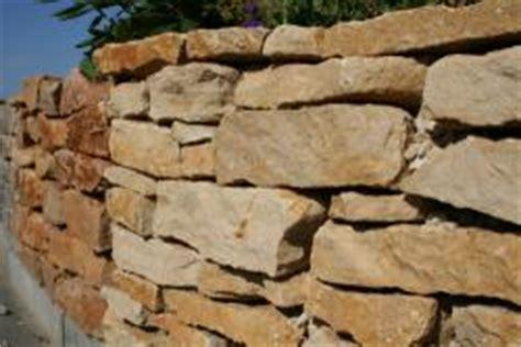Mauer Ohne Mörtel naturstein gartenmauer ohne m 195 182 rtel bauunternehmen