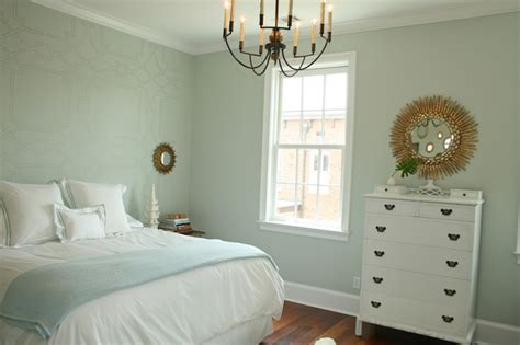 white and duck egg bedroom sharpie wall contemporary bedroom rethink design studio