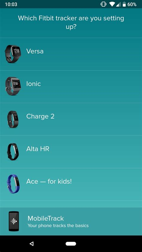 pair  fitbit versa    phone android central