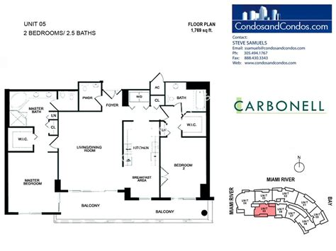 Carbonell Brickell Key Floor Plans by Carbonell Brickell Key Floor Plans 28 Images Carbonell