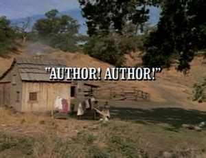 little house on the prairie episode guide episode 611 author author little house on the prairie wiki fandom powered by wikia