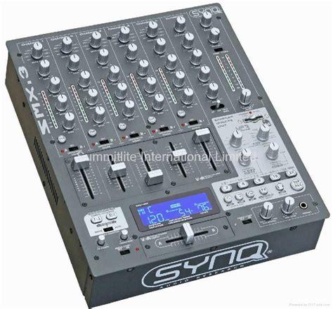 Mixer Lighting synq dj mixer smx 3 smx 3 china manufacturer mixer