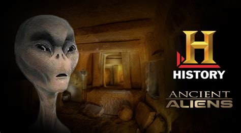 Chanel Allins ancient aliens in malta on history channel the horror