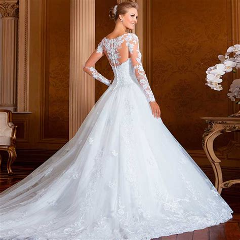 Cathedral Wedding Dress by Wedding Gowns Cathedral Sleeves Wedding