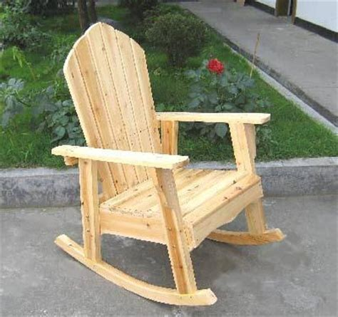 how to build a rocking chair build adirondack rocking chair pdf plans how to make