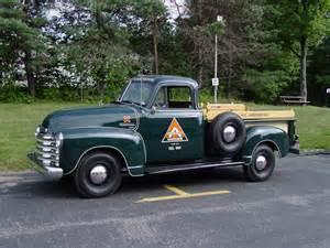 aubuchon truck 1951 chevrolet advance design