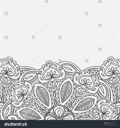 mehndi card template henna mehndi card template mehndi invitation stock vector