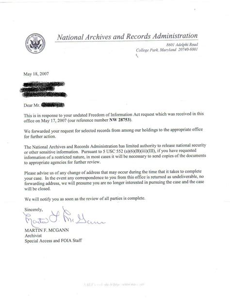 Request Letter Government Official View Topic Lol I Got A Letter From The Government Betaarchive