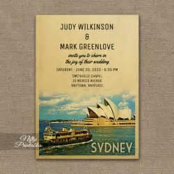 Wedding Invitations Sydney Australia
