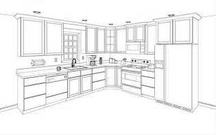 Kitchen Cabinet Layout by Free 3d Kitchen Design Layout Kitcad Free 2d And 3d
