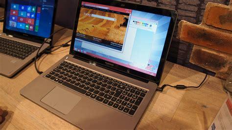 Laptop Lenovo U510 lenovo ideapad u510 on is 15 inches big for an ultrabook